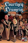 Cover of Courtney Crumrin & The Night Things #2