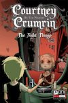 Cover of Courtney Crumrin & The Night Things #4